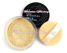 Mineral Makeup Foundation Loose Face Powder Natural Sheer Finish Pale 397C
