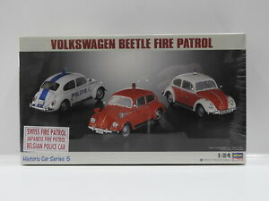1:24 Volkswagen Beetle Fire Patrol Hasegawa 21205