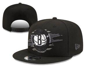 Brooklyn Nets New Era 9FIFTY NBA Adjustable Snapback Cap Hat
