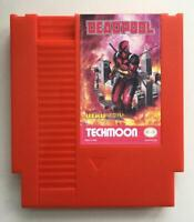 Deadpool 72 pin 8 bit game cartridge for NES