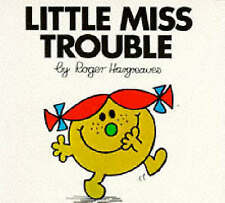 Little Miss Trouble by Roger Hargreaves  Paperback
