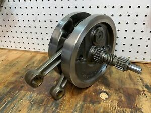 Harley 883 1200 Sportster Flywheel Fly Wheel Crankshaft Crank 23931-88 Used Oem