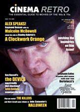 Cinema Retro #21 A Clockwork Orange, The Devils, Last Tango in Paris, Halloween