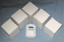 Yale Oil Filter 6 Each 1500176-00 Crosses to Baldwin BT310 Made in USA New OS