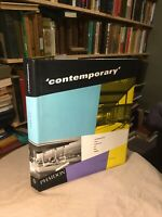 Contemporary Architecture And Interiors Of The 1950's By Lesley Jackson 1994