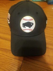 Buffalo Bisons New Era 39Thirty Hat Cap Sz L/XL NWOT