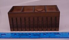 1:12 Scale Wooden Shop Display Counter  Dolls House Market Furniture