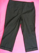 Pantacourt habillé Cache Cache noir, taille 40