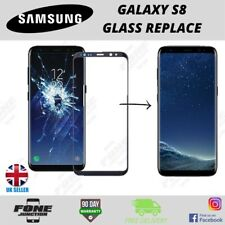 Samsung Galaxy S8 G950F LCD/ Cracked Glass Screen Replacement Service