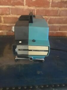 Vintage Bell & Howell 745C Specialist Autoload Filmstrip Slide Projector