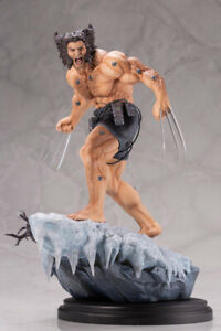 Kotobukiya Marvel Weapon X Fine Arts 1:6 Scale Statue  Wolverine Logan X-Men NEW