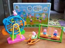 PARQUE INFANTIL FAMILIA PEPPA PIG GEORGE Y AMIGOS NORIA COLUMPIOS PARK KIDS pg16