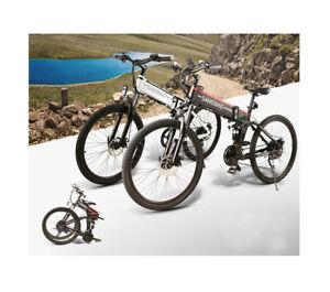 Samebike 26inch folding bike LO26 100% Original 350W 10.4ah 21 speed UK Seller