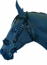 Official Libby's HACKAMORE Bitless Bridle in Pony, Cob and Full Sizes