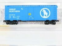N Scale Micro-Trains MTL 21040 GN Great Northern 40' Box Car #6619 Goat Herald