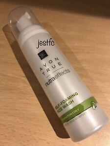 Avon True NUTRA EFFECTS Self Foaming Face Wash 150ml