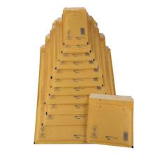 100 braune Luftpolstertaschen G7 Luftpolsterumschläge Versandtaschen aroFOL
