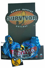 SURVIVOR BUFFS : Game Changers Nuku BLUE Tribe Buff - NEW on DISPLAY