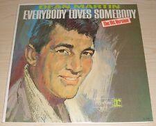 DEAN MARTIN EVERYBODY LOVES SOMEBODY MONO  ALBUM 1964 REPRISE RECORDS R-6130