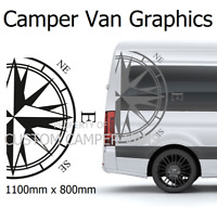 (No.863) MOTORHOME GRAPHICS STICKERS DECALS CAMPER VAN CARAVAN UNIVERSAL FITTING