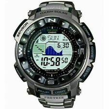 Casio PRW-2500T-7ER Pro Trek Titanium Alarm Chronograph Radio Controlled Watch