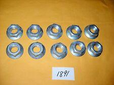(10) Metform 3/4-10  Nut Flange Machine Tool fasteners