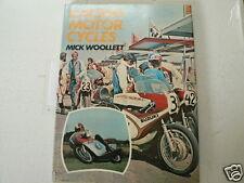 RACING MOTORCYCLES MICK WOOLLETT AGOSTINI,HAILWOOD,EMDE,MV AGUSTA,YAMAHA,