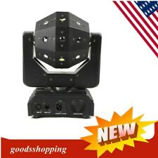 120W Led Moving Head Rgbw Stage Lighting lights Dmx-512 Dj Disco Strobe Beam