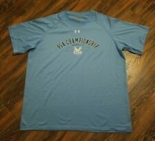 2014 PGA CHAMPIONSHIP Valhalla Under Armour Heatgear Shirt Men's M Loose Blue