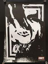 Shepard Fairey obedecer Ripped Firmado Art Print