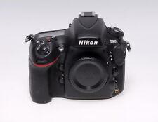 Nikon D D800 36.3 MP SLR-Digitalkamera - Schwarz (Nur Gehäuse) - gebraucht
