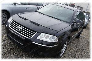 CAR HOOD BRA fit Volkswagen Passat B5 3BG 2001-2004 NOSE FRONT END MASK