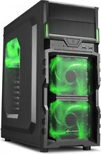 Gaming PC/multimedia i5-6600 gtx-750ti 8gb ssd256gb 1tb