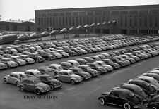 Volkswagen Beetle –  VW Bug – VW Käfer –shipping outside VW factory – photo