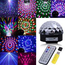 Premium Effect Disco Light Stage DJ Laser Lights club Party Crystal Magic B H1