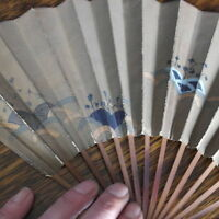 antique hand painted chineese FAN