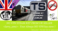 Train Simulator: Class 67 Diamond Jubilee Loco Add-On DLC Steam key Region Free