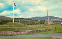 s10075 St John's Church, Tynwald Hill, Isle of Man postcard unposted