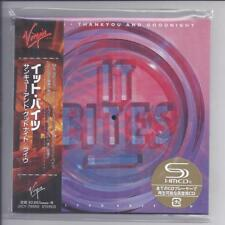 IT BITES Thank You And Goodnight JAPAN mini lp cd SHM gimmick cover UICY-76660