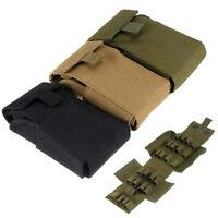Tactical Reload Magazine Pouch Mag Ammo 25 Round 12 Gauge Shells Bag for Shotgun