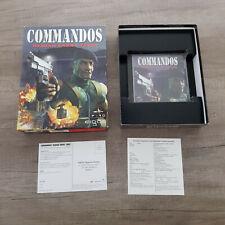 Commandos: Behind Enemy Lines, Eidos, PC Big Box CD-ROM