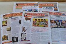 5 ANTIQUES ROADSHOW INSIDER Newsletters July – Nov 2009 Vol 9 #7-11