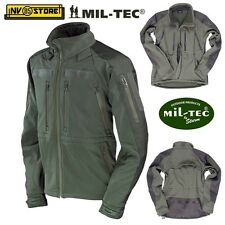 Jacke Softshell Miltec Jacke Tactical Softair Wasserdicht Multi Taschen Od