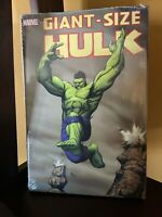 MARVEL COMICS GIANT-SIZE HULK. 4 STORIES. INCREDIBLE HULK. NEW, STILL SEALED!