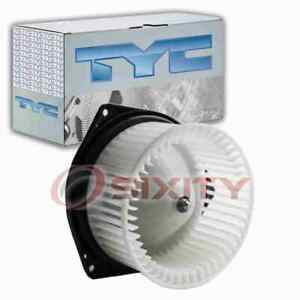 TYC Front HVAC Blower Motor for 2000-2013 Subaru Forester Heating Air cm