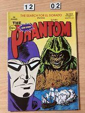 """Frew Phantom Comic no. 1314 From 2001. """"The Search for El Dorado"""" Very Good Cond"""