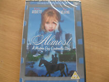 ALMOST starring Rosanna Arquette, Hugo Weaving, Bruce Spence (N166)  {DVD}
