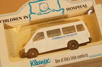Rare Models of Promotion Kleenex Children Hosp Transit and Sketchleys Van