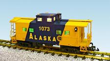 Usa Trains 12151 G Scale Center Cupola Caboose Alaska