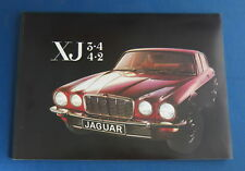 JAGUAR XJ6 SER2 3.4 & 4.2 OPERATING MAINTENANCE SERVICE HANDBOOK E200